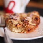 Obuolių pyragas (be kiaušinių)