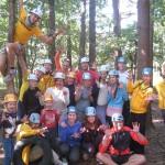 Skelbiame savanorių atranką į vasaros stovyklas!