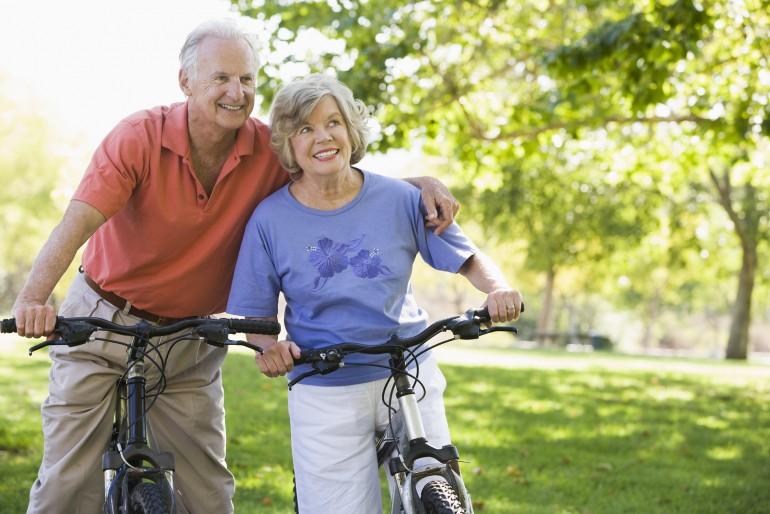 Fizinis aktyvumas užtikrina senjorų sveikatą ir kokybiškesnį gyvenimą