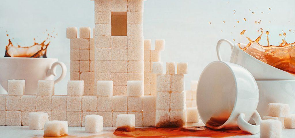svorio potraukis cukrui